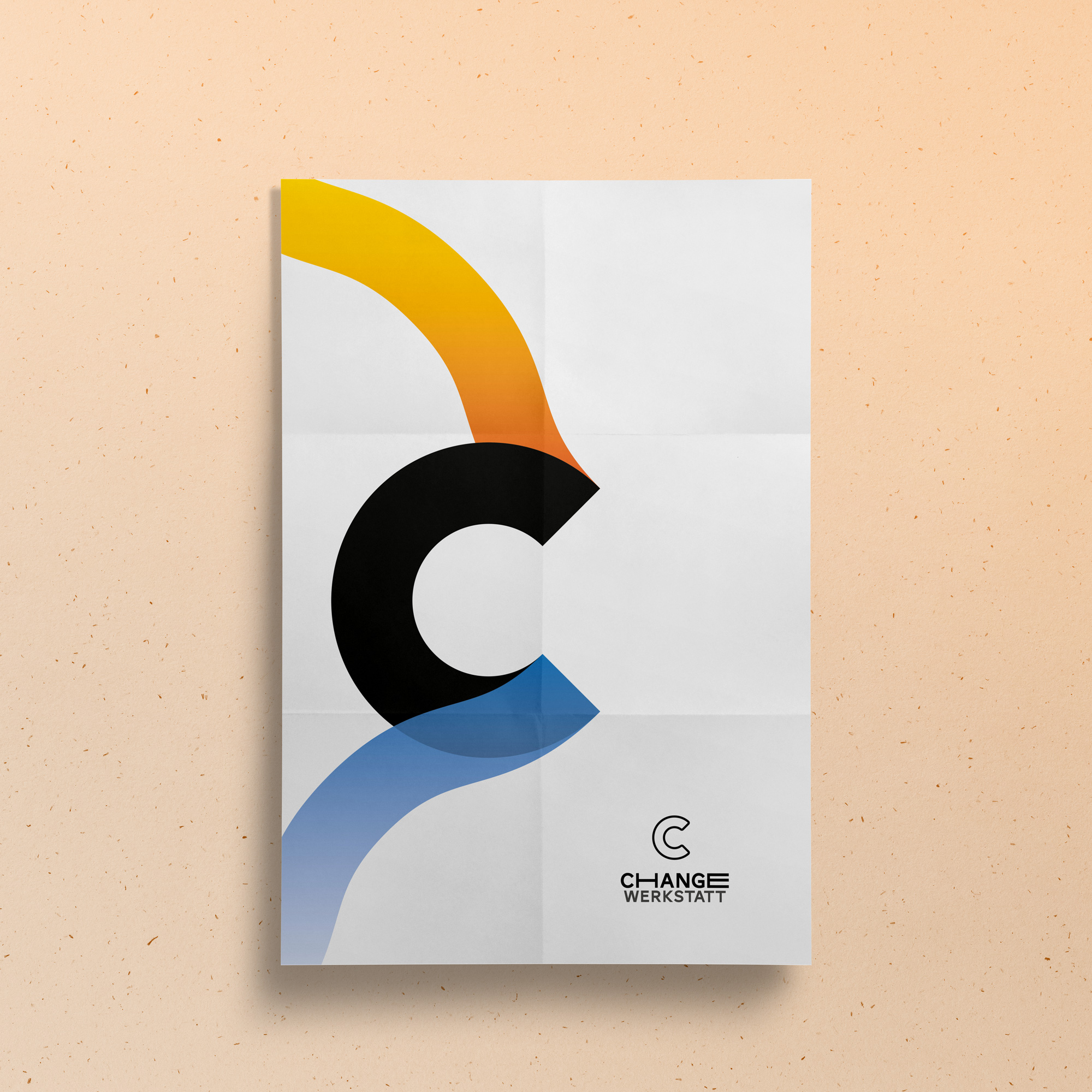 Change Werkstatt Identity CI designed by Tobias Heumann